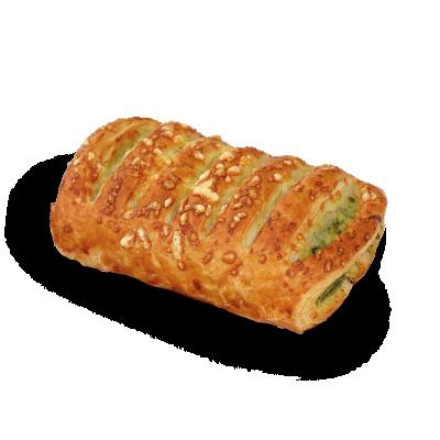 Špenátová taštička