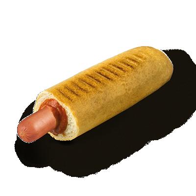 Hot Dog Classic s frankfurtským párkom